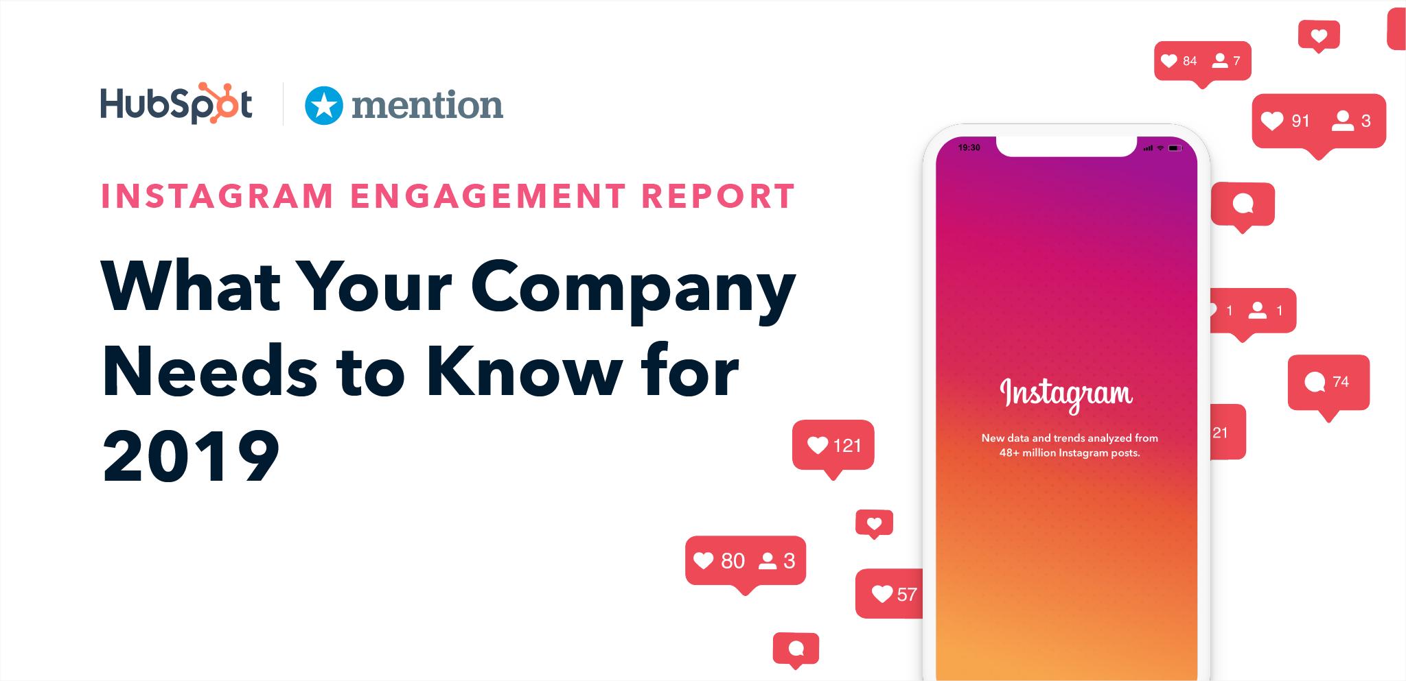 Instagram report 2019