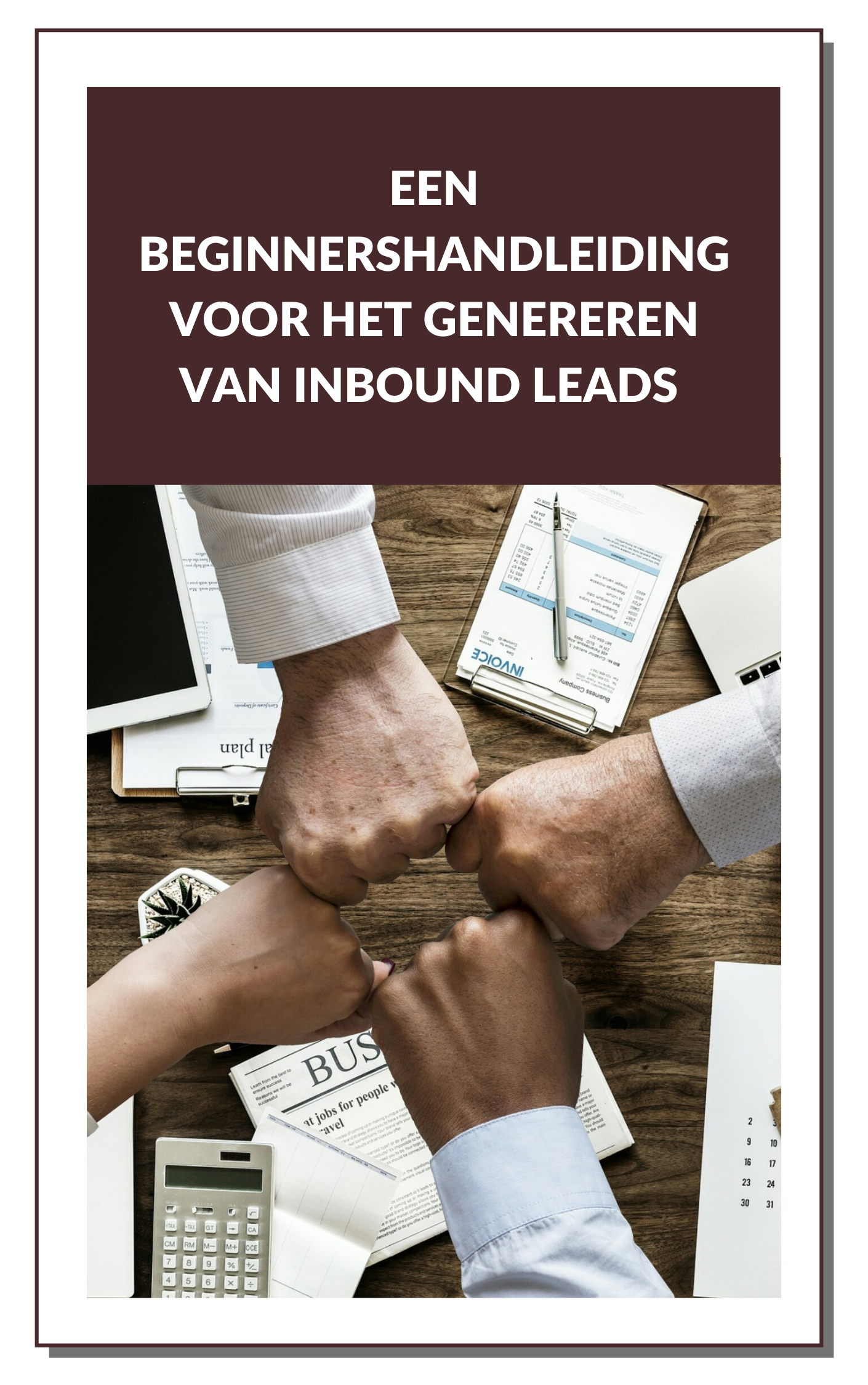 Whitepaper Inbound Marketing Gids